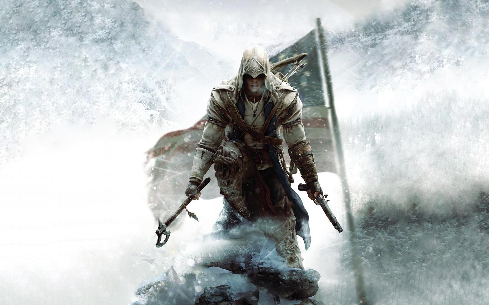 Wallpapers Assassin S Creed Iii Nerd Caverna